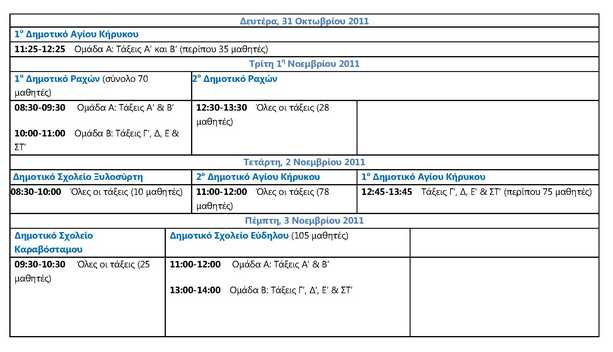 final schedule ikaria(2)